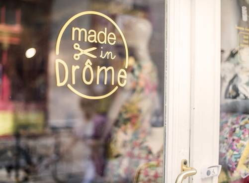 "Products ""Made in France"" from the Drôme"